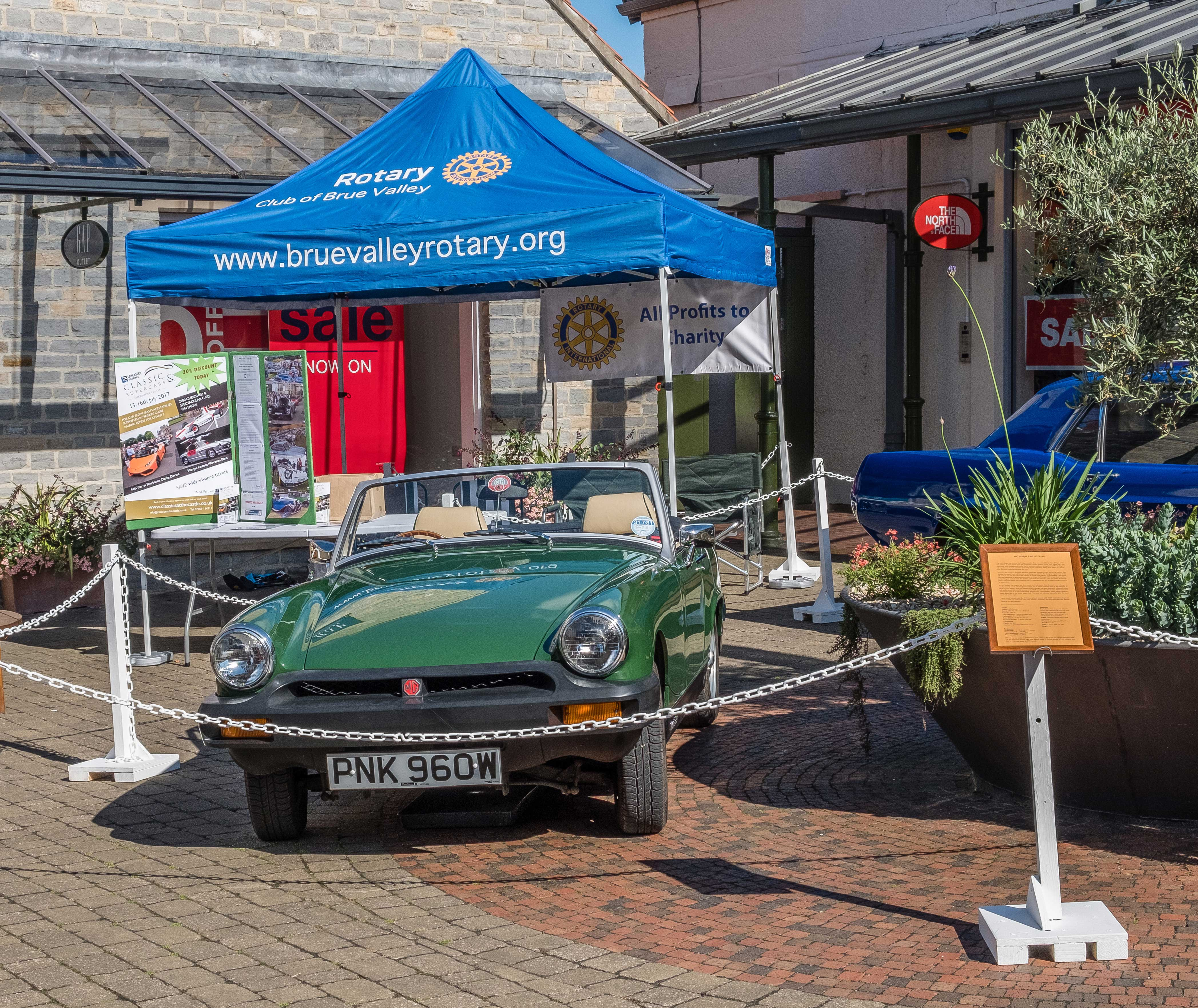 stylish design best limited sale Classics and Supercars at Clarks Village | Brue Valley ...